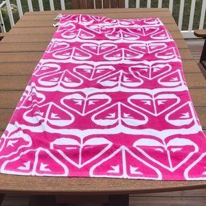 Set of Roxy Beach Towels